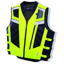 EN1150 high visibility motorycycle vest running vest