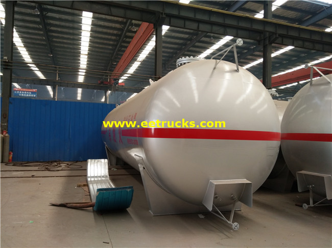 25MT ASME LPG Storage Tanks