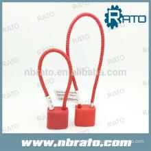 promotional red laminated gun lock
