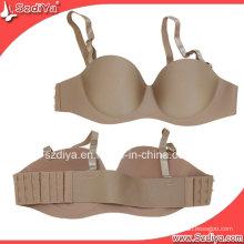Конкурентоспособная цена сексуальный бюстгальтер супер светлый бюстгальтер (SUP-001)