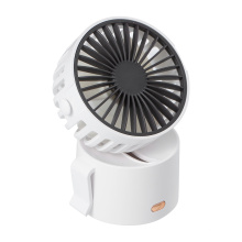 2021 Hanging Neck USB Fan Portable Mini Fan USB Rechargeable Cooling Hands-Free Hanging Neck Band Fan for Outdoor Traveling