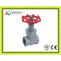 Válvula de aço inoxidável ANSI 304/316 com rosca NPT