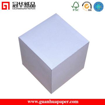 Bloco de papel Note Memo Cube