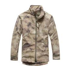 Alta calidad militar y chaqueta de Softshell del ejército