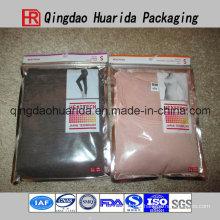 FDA Grande Costum Ziplock Mask Plastic Clothing Bag