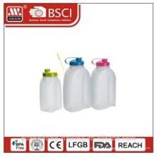 Kunststoff-Wasser Flasche 0,9/1,8 L