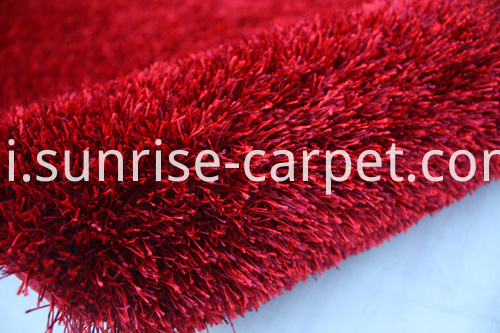 Polyester Thick Yarn Carpet Rug