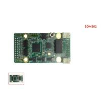Inteligente tarjeta de recepción de cortina led de pantalla SOM202.