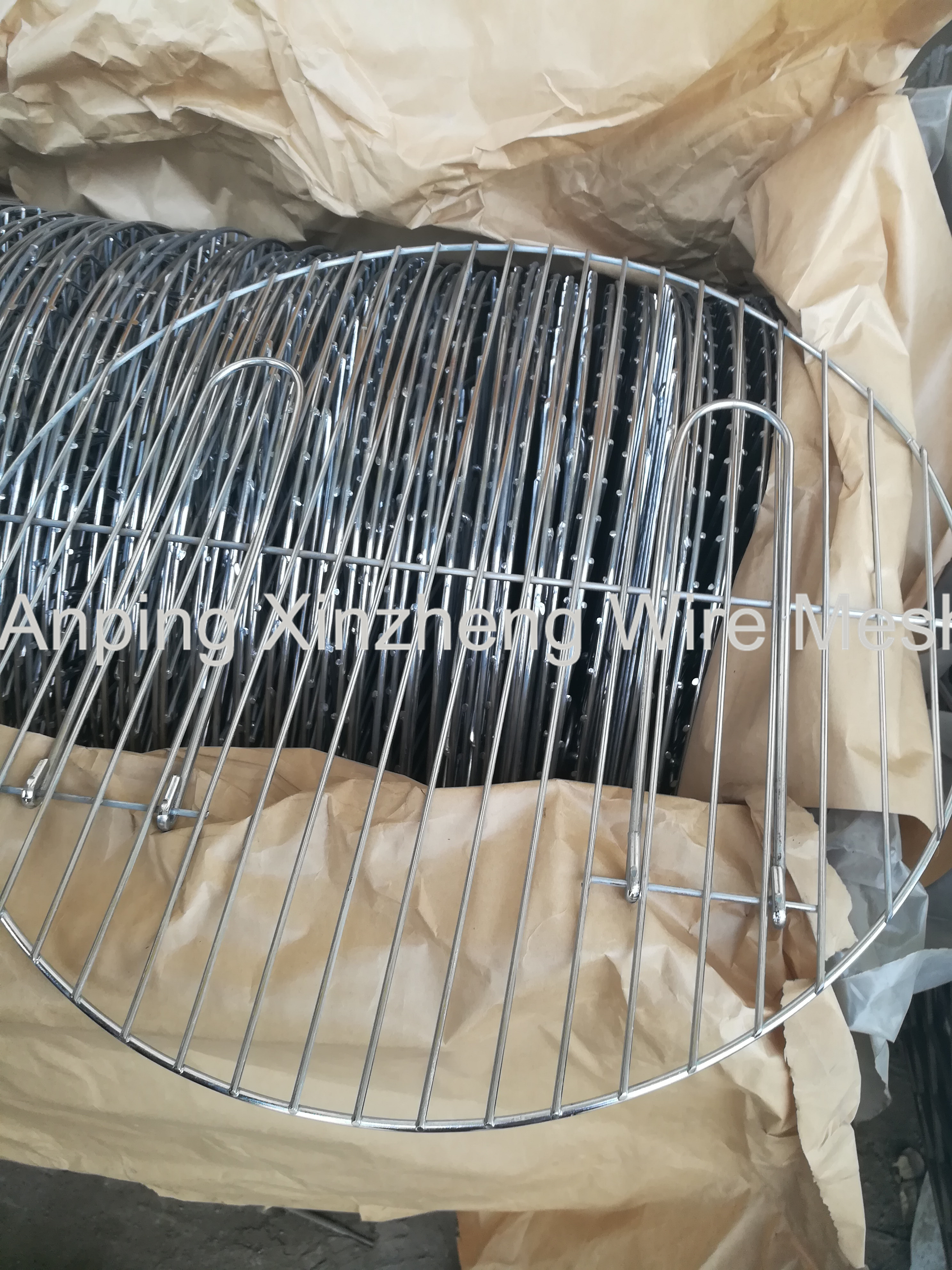 Welded Barbecue Mesh