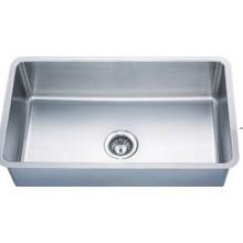 Top Mount Single Bowl Kitchen Sink (KUS3018-N)