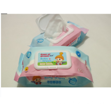 Gentle Wet Cleaning Baby Wipes