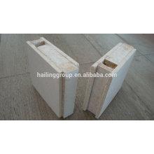 Wasserdichte SIP-Sandwichwandwand MgO EPS / EPS für externe Wand
