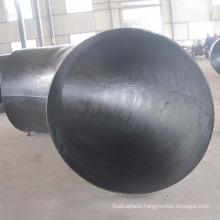 Large-Diameter Welded Elbow Size