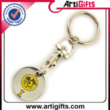 Wholesale cheap key rings coin holder