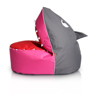 600D Shark Bean bag for children game room