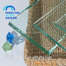 12mm thick tempered glass panel for house room balustrad
