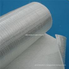 Ensemble de flux en fibre de verre à structure biaxiale 1380GSM pour toiture de bus