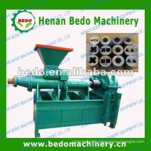 BBQ-Kohle-Extruder-Maschine & Biomasse-Kohle-Extruder-Maschine