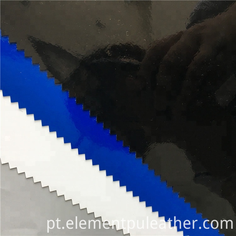 Shiny Pu Artificial Leather