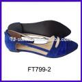 Zapatos planos de la muchacha cómoda de Hotselling zapato de la manera de la señora del zapato de la manera de los zapatos