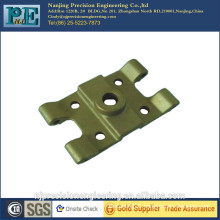 Galvanized steel custom made door hinge