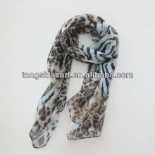 HD312-793 polyester latest style scarf