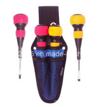 Heavy Duty T Handle Tools Packing Electronical Worker Safety Tool Bag