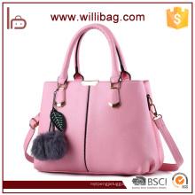 New Fashion Tote Shoulder Bag For Ladies Handbag Manufacturers
