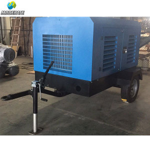 Atlas Copco 36KW Diesel Portable Screw Air Compressor