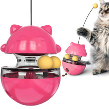Shop hot sale cat automatic programmable pet feeder toy ball