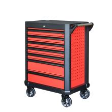 Chariot à outils roulant à 7 tiroirs
