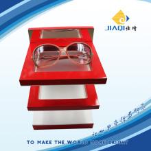 Exhibición de acrílico de las gafas de sol de las ventas calientes