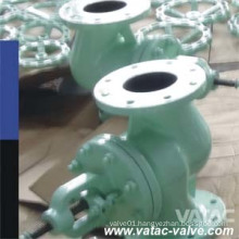 Bellow Sealing Ss316/CF8m OS&Y Bolted Bonnet Wcb/A105 Globe Valve