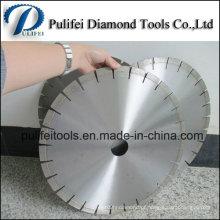 Lâmina de serra de diamante de solda prata para granito