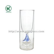 Double Wall Glass Blttles (dia: 6.8 * 18 212ml)