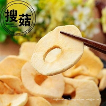 Organic Freeze Dried Fruit Chips Apple Rings Sliced