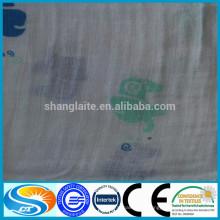 Tecido de algodão puro de alta qualidade algodão orgânico