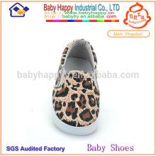 Kinder Gummisohle beiläufige Babyschuhe Qualitätsbaumwollbabyabnutzungsschuhe