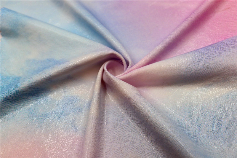 Foil Textile Luxury Upholstery Curtain Fabric