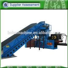 Automatic Horizontal Barley Straw Baling Machine