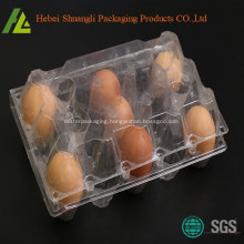 plastic chicken egg tray