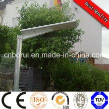 12В 30Вт Открытый IP65 Интегрированный Солнечный сад панель светодиодный уличный свет