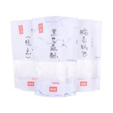 bolsa de embalaje de plástico de frutos secos
