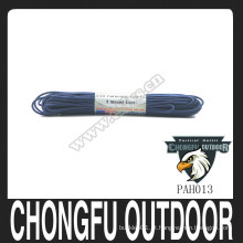 Arco-íris de alta qualidade Paracord 7 Core 550 Survivor Moda