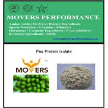 Высококачественное горячее надувание: изолят горохового белка