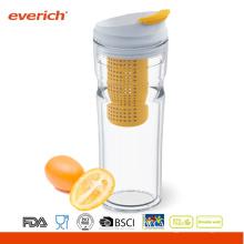 16OZ инфузор Everich двойной стены новый фруктовый тритан тумблер