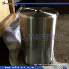 Eje de acero de la forja de la alta precisión (USD-2 - S-002)