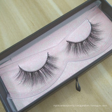 Private label custom package 3d mink lashes wholesale eyelashes