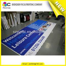 Trade assurance high quality cusotm backlit vinyl banner and vinyl backdrop print banner