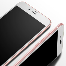 Cristal templado 3D HD blanco para iPhone 8